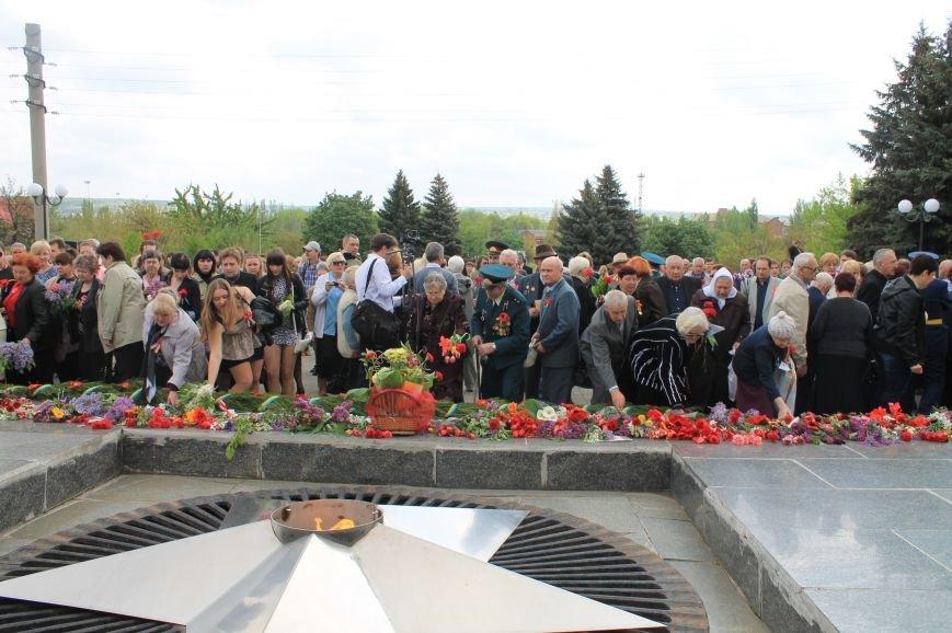 70 лет Великой Победы в Артемовске, фото-15