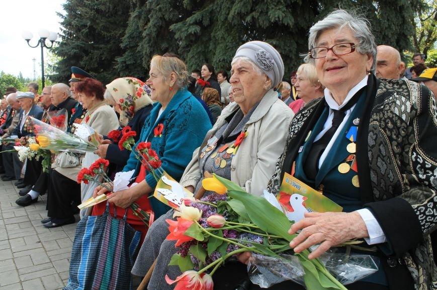 70 лет Великой Победы в Артемовске, фото-10