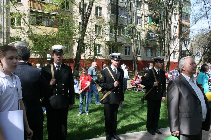 В Троицке прошел митинг, шествие и возложение цветов к мемориалу в честь Дня Победы (ФОТО), фото-1