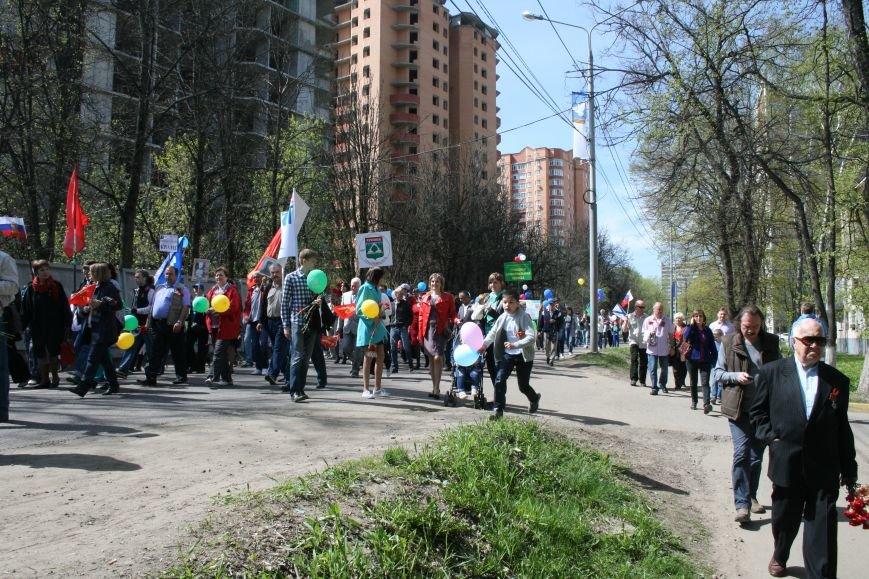 В Троицке прошел митинг, шествие и возложение цветов к мемориалу в честь Дня Победы (ФОТО), фото-8