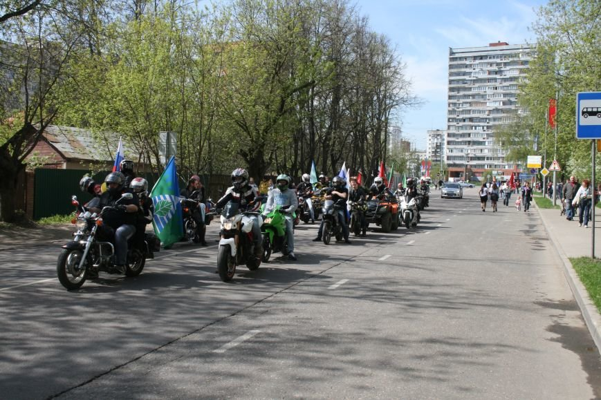 В Троицке прошел митинг, шествие и возложение цветов к мемориалу в честь Дня Победы (ФОТО), фото-7