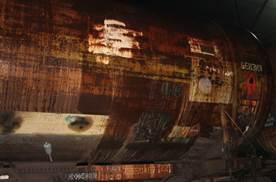На ЮЖД СБУ задержала террориста, когда тот закладывал магнитную мину под цистерну с топливом (ФОТО) (фото) - фото 1