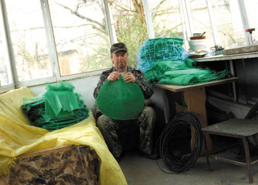 Запорожские рыбаки рассказали школярам о секретах днепровской флоры и фауны (ФОТО) (фото) - фото 1