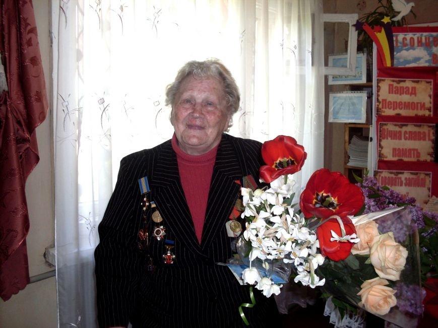 Дню Победы был посвящен вечер памяти в Центральной библиотеке Димитрова (фото) - фото 1