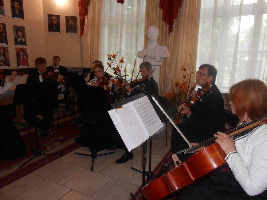 Днепродзержинск отмечает 70-ю годовщину Победы над нацизмом (фото) - фото 17