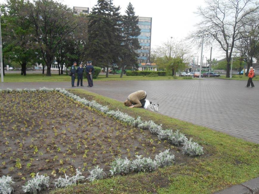 Днепродзержинск отмечает 70-ю годовщину Победы над нацизмом (фото) - фото 6