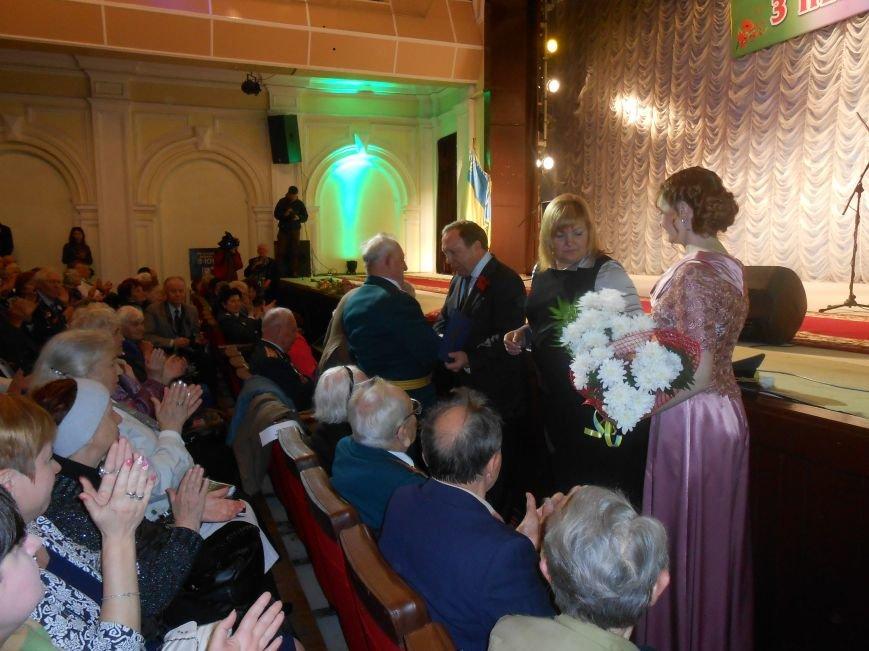 Днепродзержинск отмечает 70-ю годовщину Победы над нацизмом (фото) - фото 20