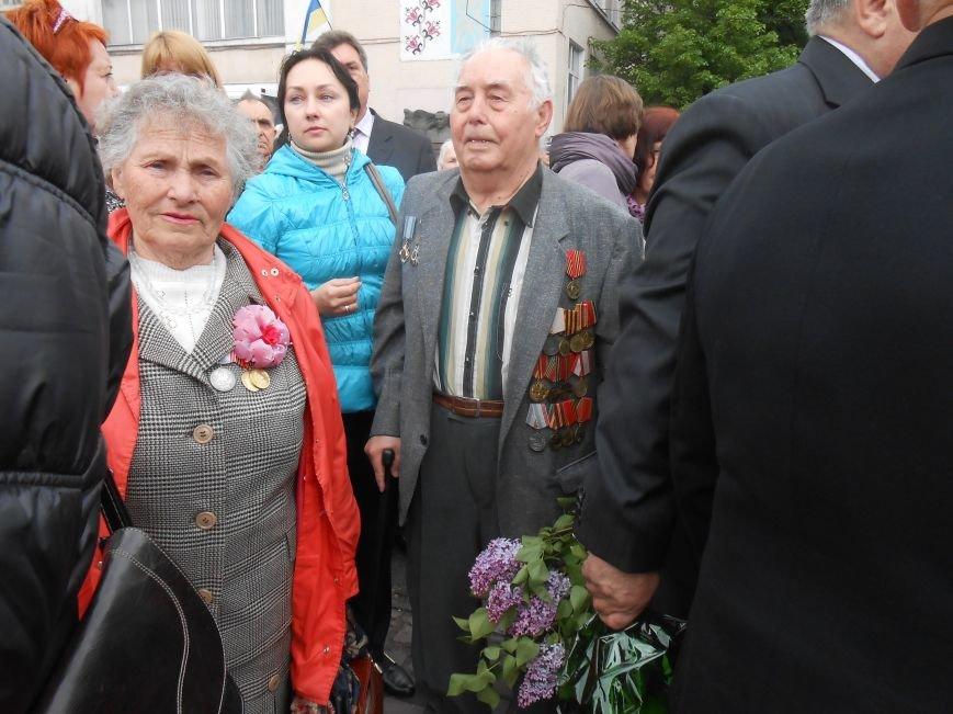 Днепродзержинск отмечает 70-ю годовщину Победы над нацизмом (фото) - фото 9