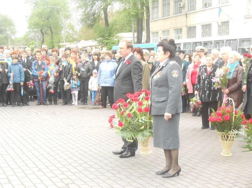 Днепродзержинск отмечает 70-ю годовщину Победы над нацизмом (фото) - фото 12