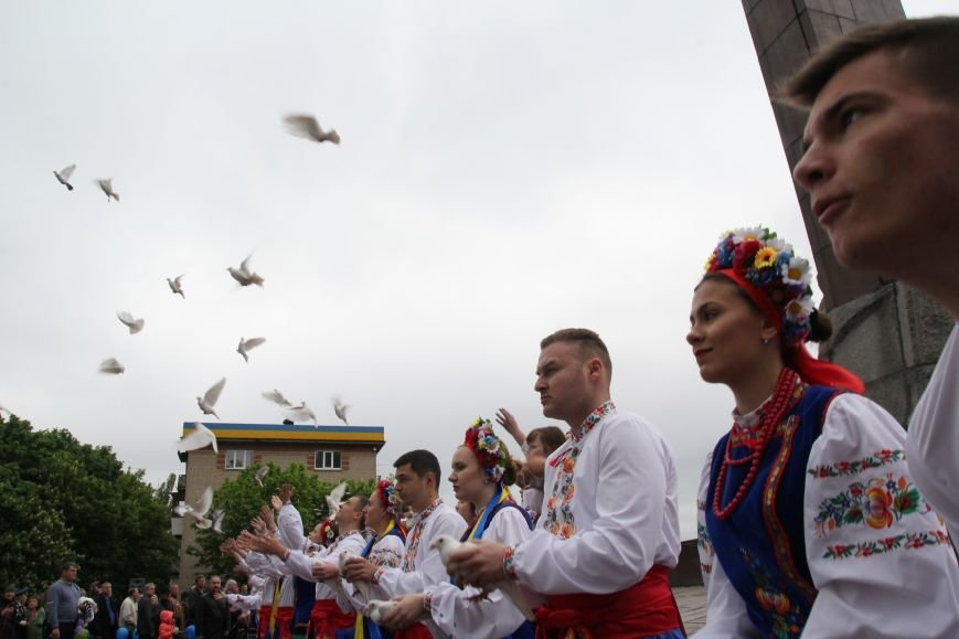 9 мая в Днепропетровске в лицах (ФОТО), фото-6