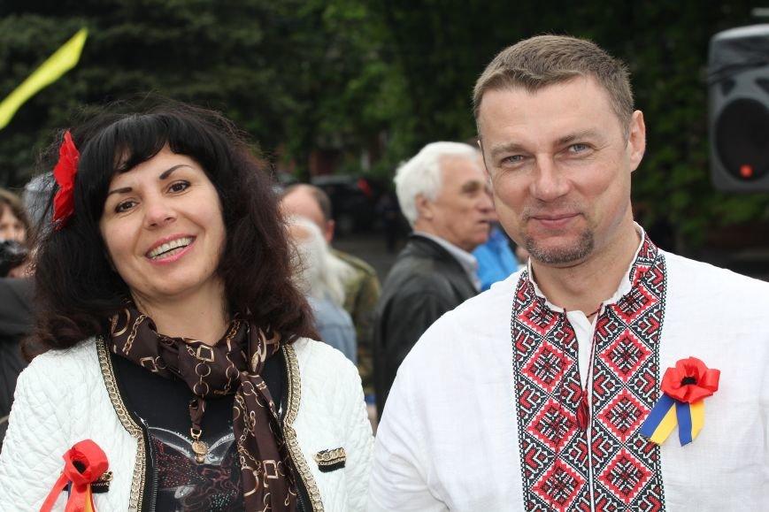 9 мая в Днепропетровске в лицах (ФОТО), фото-11
