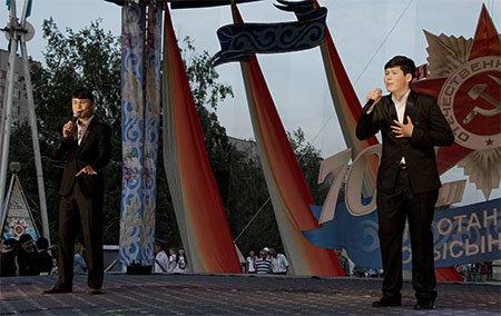 «Виват Победа!» Вечерний концерт 9 мая на площади Республики, фото-5