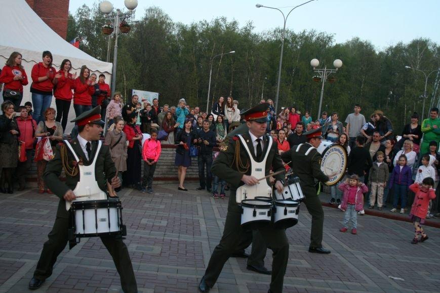 Жители Троицка встретили 70-летие Великой Победы! (ФОТО), фото-4