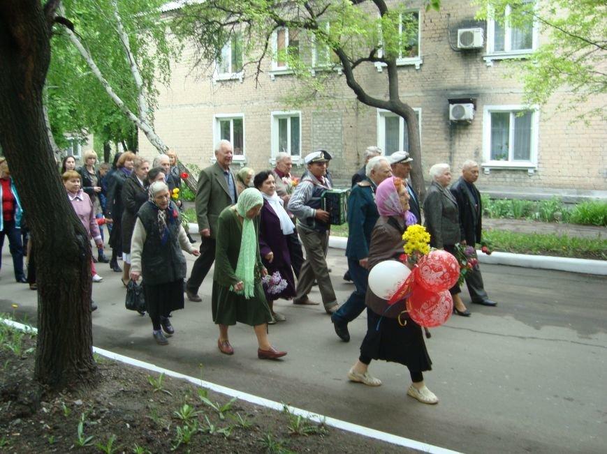 Парад Победы в г. Белицком (фото) - фото 1