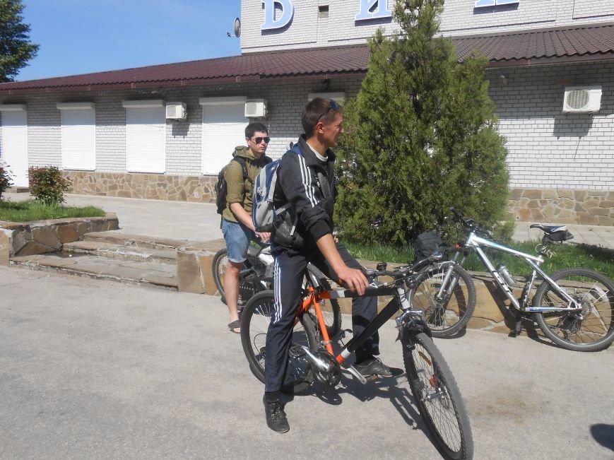 В Днепродзержинске стартовали «Велопокатушки» (фото) - фото 2
