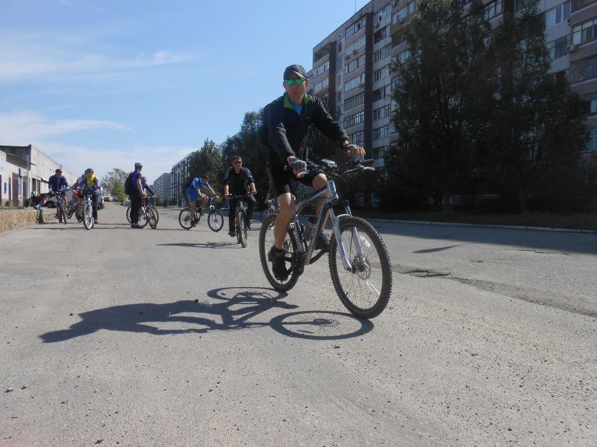 В Днепродзержинске стартовали «Велопокатушки» (фото) - фото 5