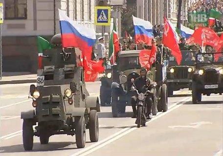 Для кого показывали парад Победы в Ульяновске? (фото) - фото 1