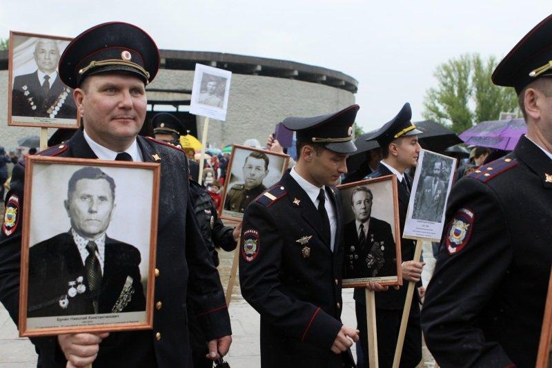 12 миллионов Россиян приняли участие в Бессмертном полку, фото-1
