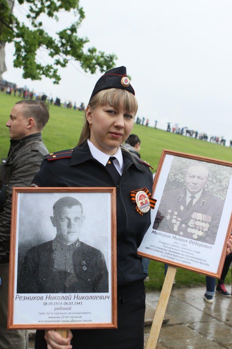 12 миллионов Россиян приняли участие в Бессмертном полку, фото-2