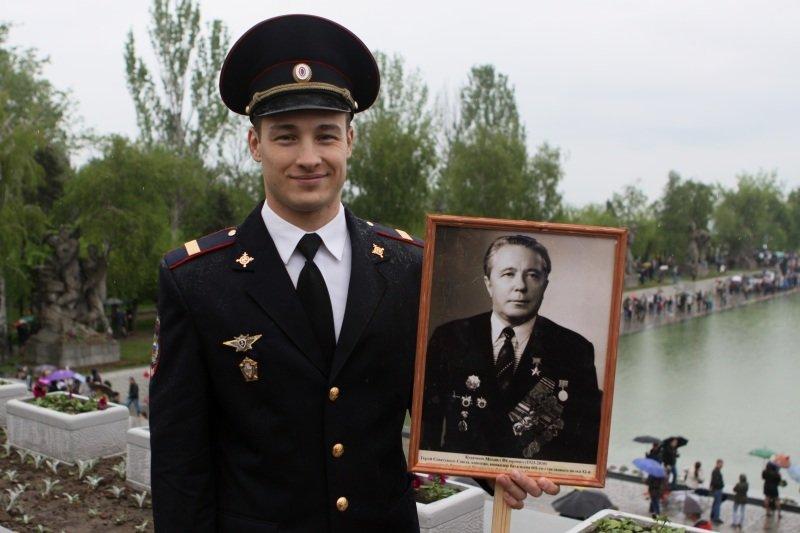 12 миллионов Россиян приняли участие в Бессмертном полку, фото-4