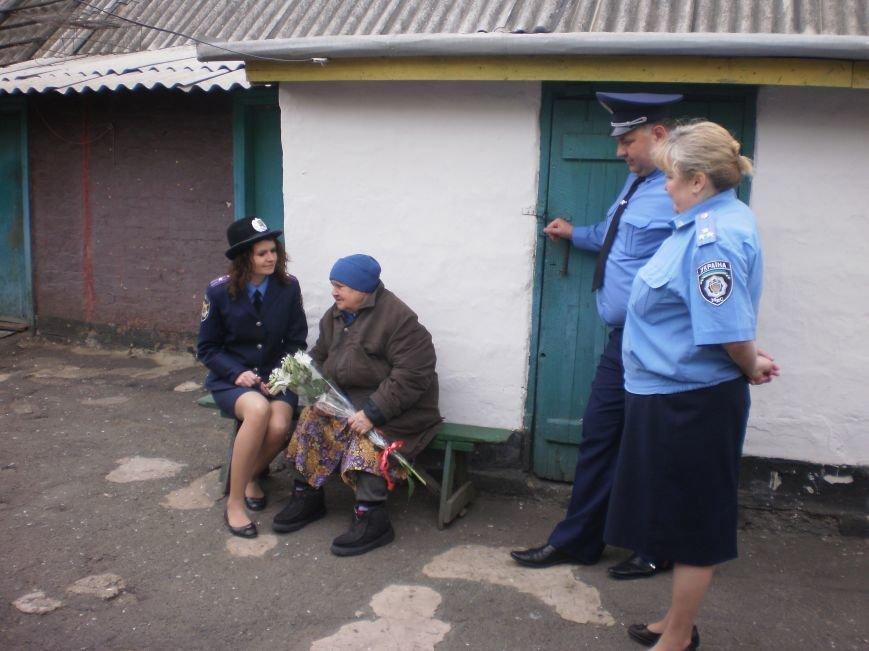 Надежда Мозглякова, ветеран милиции Артемовска: «Болит сердце о Родине» (фото) - фото 1