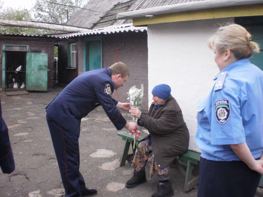 Надежда Мозглякова, ветеран милиции Артемовска: «Болит сердце о Родине» (фото) - фото 2