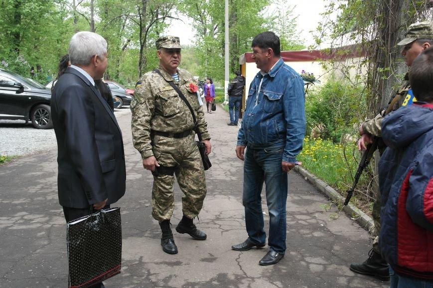 Как Красноармейск отметил День Победы (фото) - фото 30