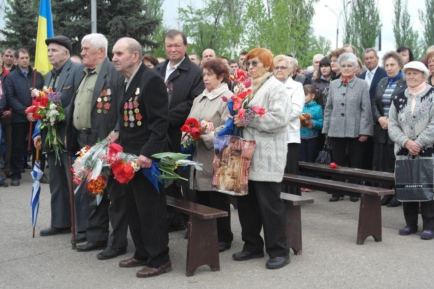 Как Красноармейск отметил День Победы (фото) - фото 3