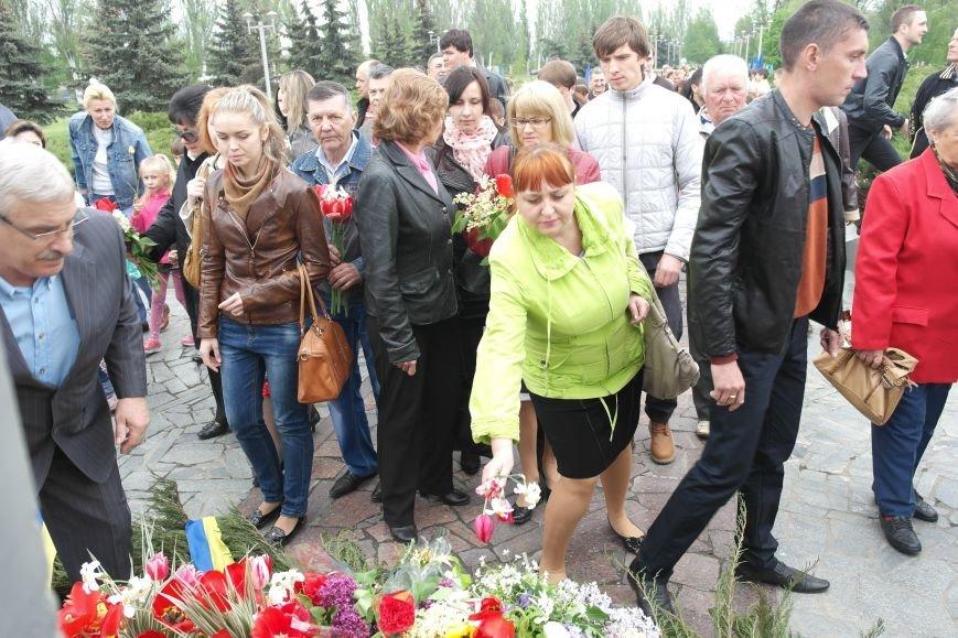 Как Красноармейск отметил День Победы (фото) - фото 23
