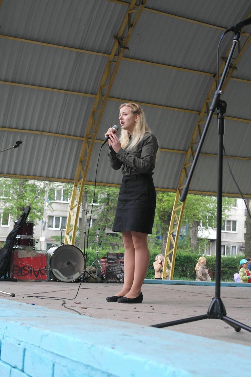 Как Красноармейск отметил День Победы (фото) - фото 41