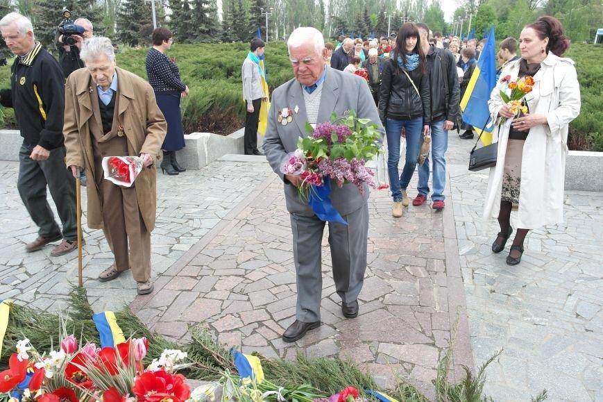 Как Красноармейск отметил День Победы (фото) - фото 20