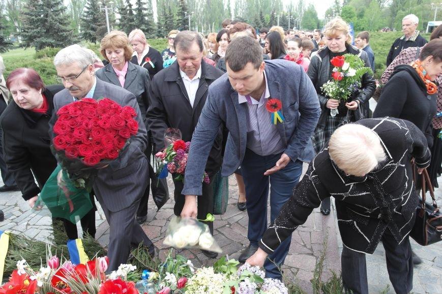 Как Красноармейск отметил День Победы (фото) - фото 22