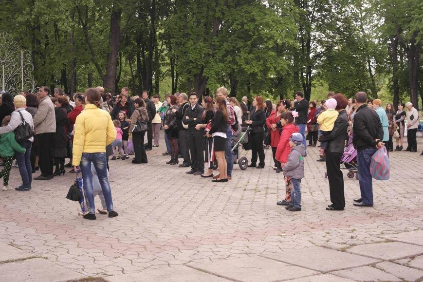 Как Красноармейск отметил День Победы (фото) - фото 38