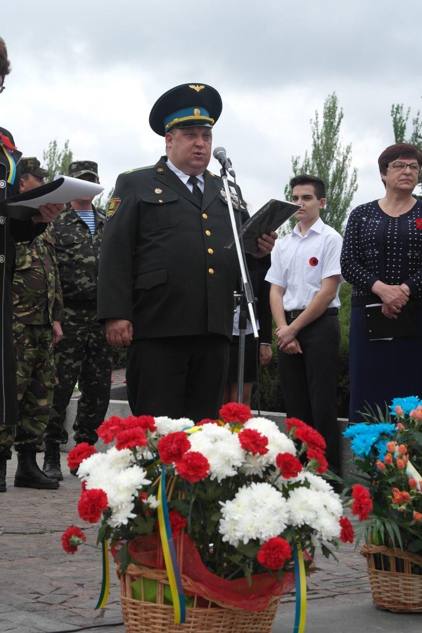 Как Красноармейск отметил День Победы (фото) - фото 14