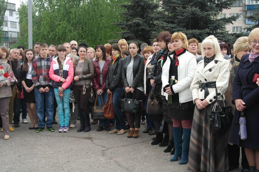 Как Красноармейск отметил День Победы (фото) - фото 7