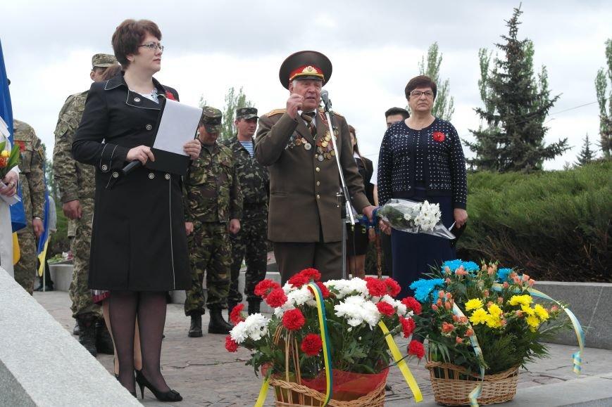 Как Красноармейск отметил День Победы (фото) - фото 13