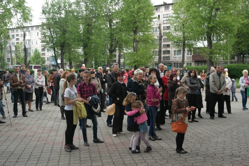 Как Красноармейск отметил День Победы (фото) - фото 39