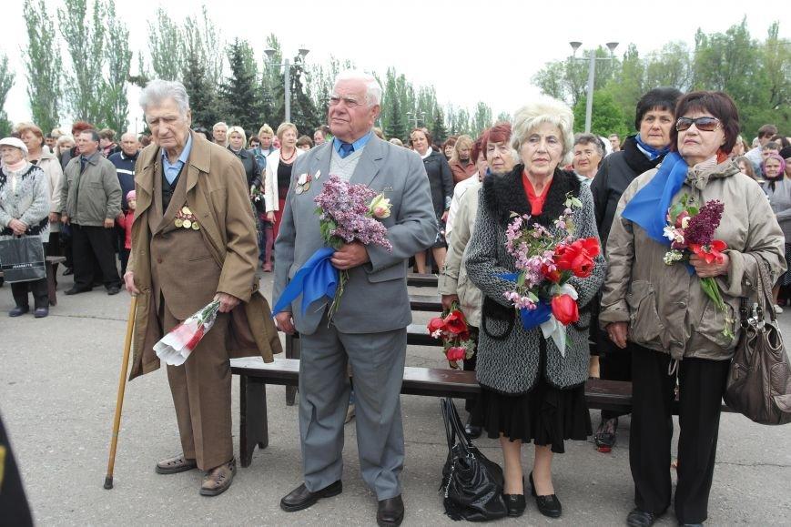 Как Красноармейск отметил День Победы (фото) - фото 4