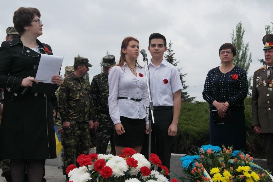 Как Красноармейск отметил День Победы (фото) - фото 15