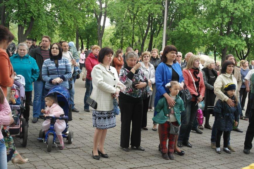 Как Красноармейск отметил День Победы (фото) - фото 40