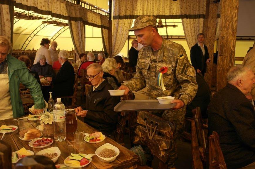 Как Красноармейск отметил День Победы (фото) - фото 28