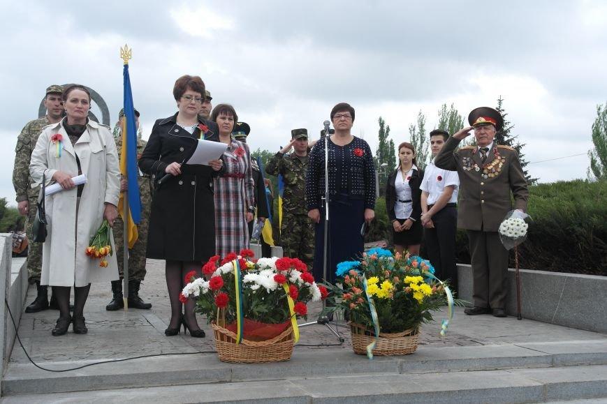 Как Красноармейск отметил День Победы (фото) - фото 5