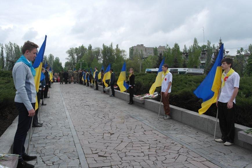 Как Красноармейск отметил День Победы (фото) - фото 17