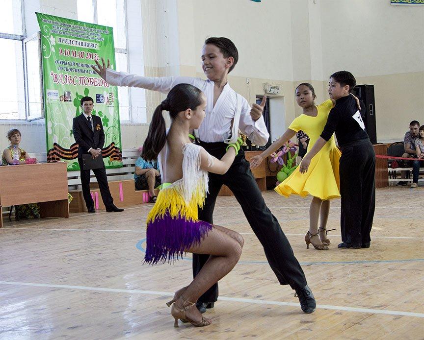 «Вальс Победы». Турнир по бальным танцам, фото-2
