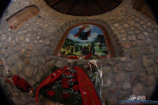 В Коробчицах открыли часовню в память о защитниках Отчества (фото) - фото 9