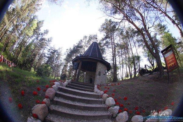 В Коробчицах открыли часовню в память о защитниках Отчества (фото) - фото 7