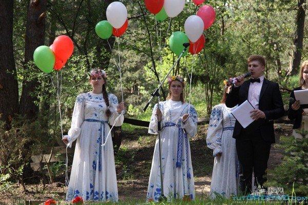 В Коробчицах открыли часовню в память о защитниках Отчества (фото) - фото 3