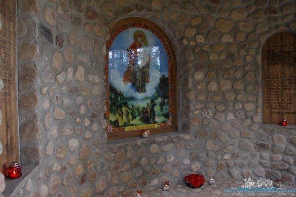 В Коробчицах открыли часовню в память о защитниках Отчества (фото) - фото 4