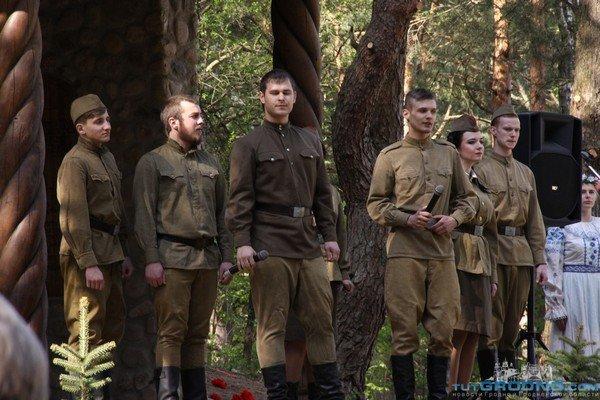 В Коробчицах открыли часовню в память о защитниках Отчества (фото) - фото 8