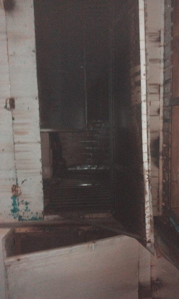 Вчера на Молодёжном горел рынок (ФОТО) (фото) - фото 1